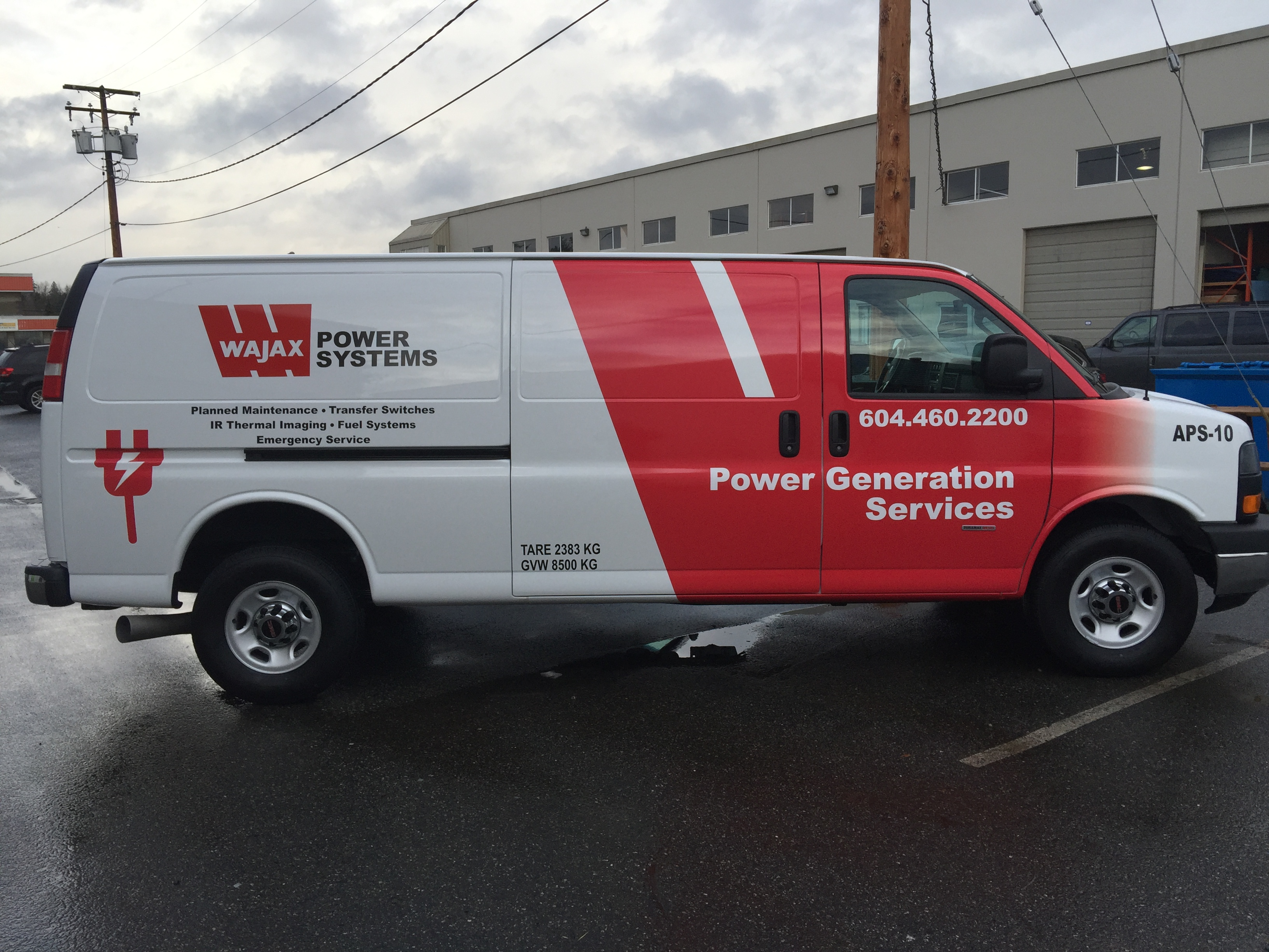About wajax power systems - 69